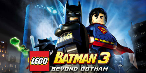 LEGO Batman 3: Beyond Gotham out in November