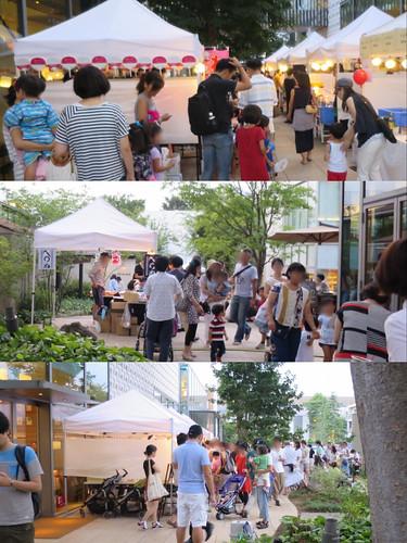 代官山T-SITE 夏祭り 2014