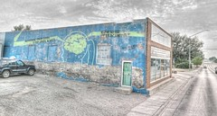 Google Street View - Pan-American Trek - We draw the line