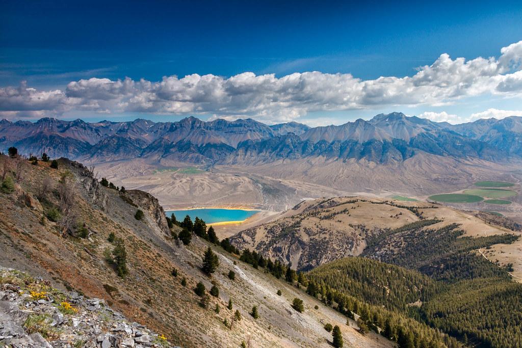 Lost River Mountain Range