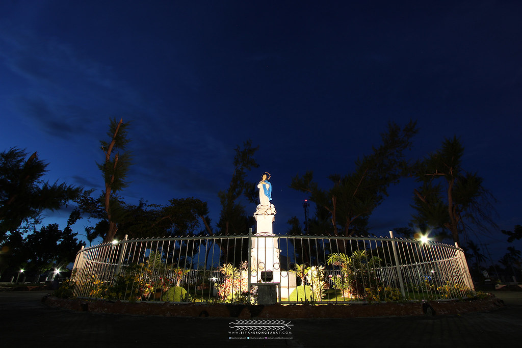 Lawis Immaculate Conception parish Church madridejos bantayan island