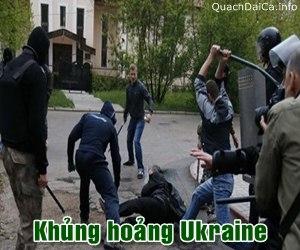 Khủng hoảng chính trị ở Ukraine