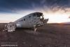 The abandoned DC plane on Sólheimasandur, Iceland