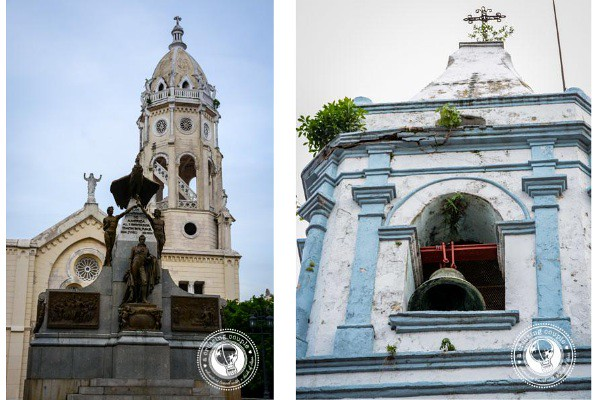 Churches in Casco Viejo