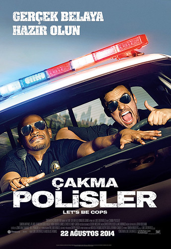 Çakma Polisler - Let's Be Cops (2014)