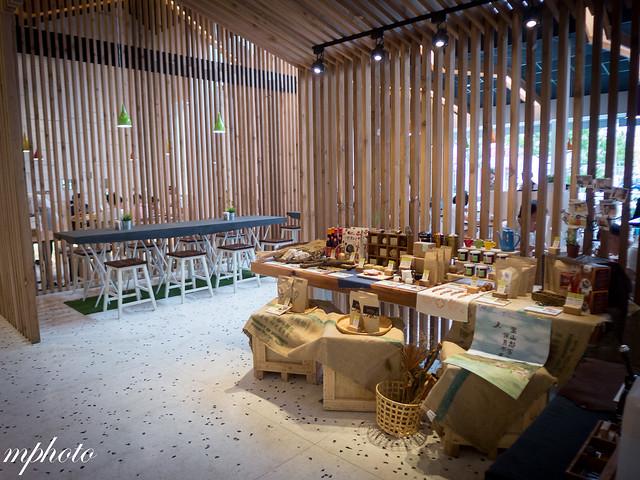台中 樂活餐廳 青木 和洋食彩 販售 漢堡排