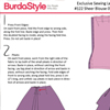 Sewing Lesson: Sheer Blouse