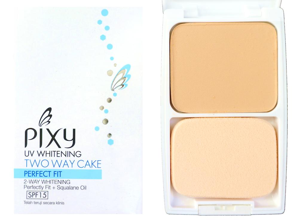 pixy-UV-Whitening 2-Way-Cake