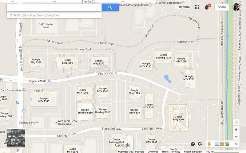 Googleplex Map2