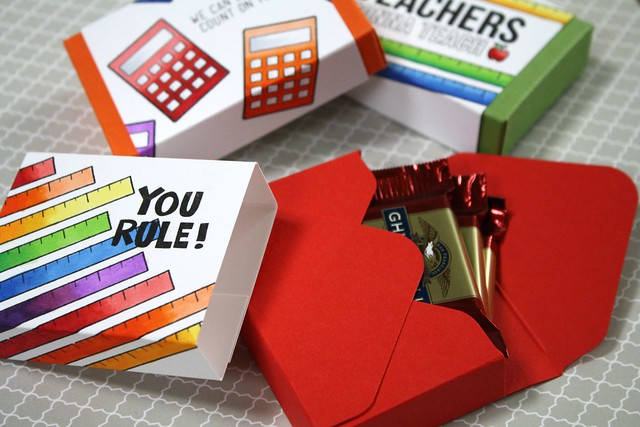 SSS~Hey Teacher treat boxes