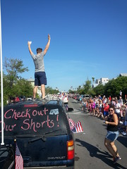 Seaside 4th of July Parade 2014