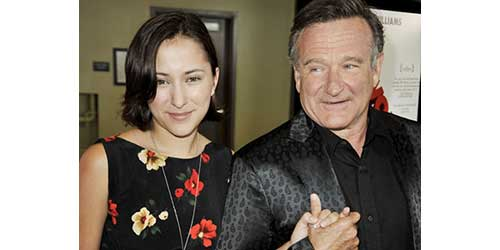 Robin Williams daughter quits Twitter after being bombarded with harrowing messages