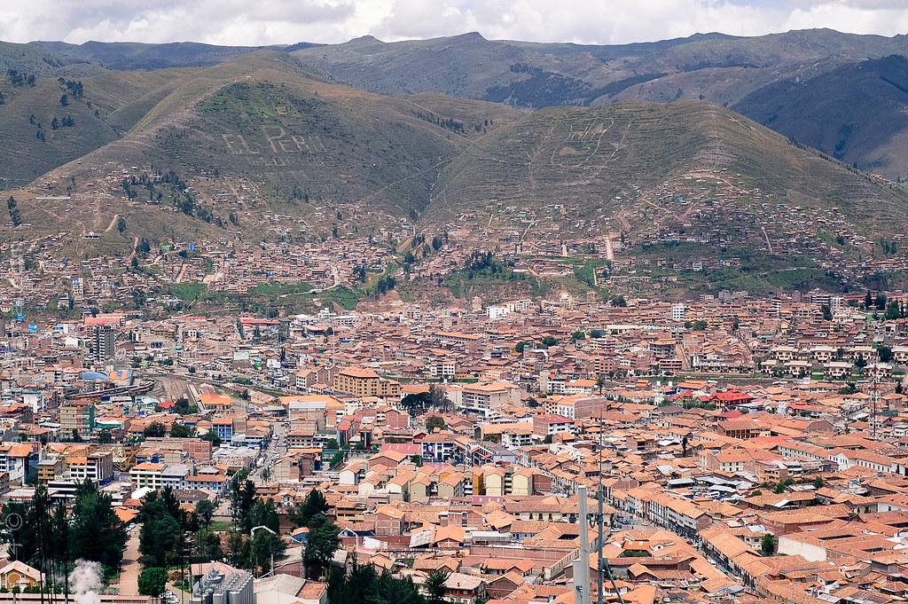 El Peru on the Mountain