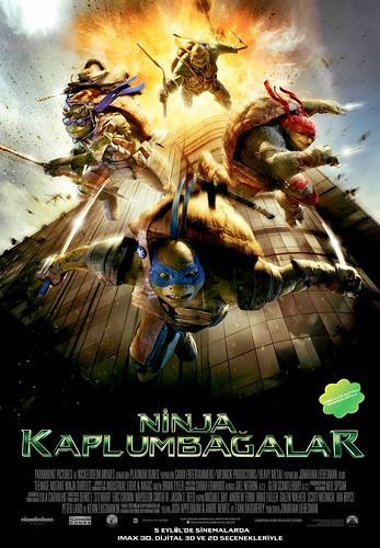 Ninja Kaplumbağalar - Teenage Mutant Ninja Turtles (2014)