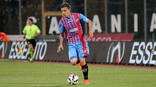 """Martinho: """" Il mio obiettivo? Andare in A con il Catania""""$"""