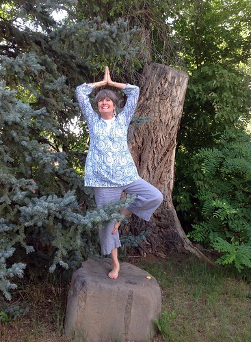 yoga poses in public places august taos 2014