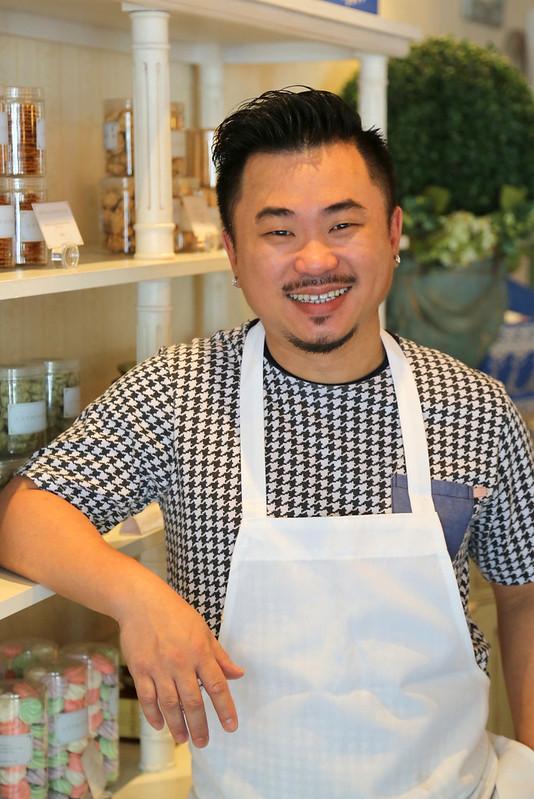 Chef Pang Kok Keong