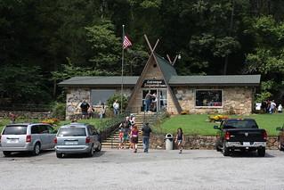 Sequoyah Caverns Gift Shop / P2013-0902D018