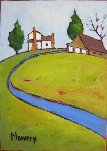 Ruth's Farm Study