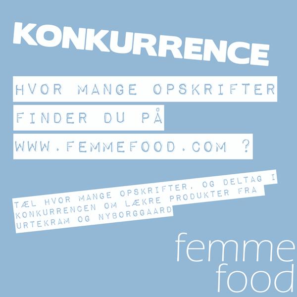 Konkurrence under Food Festival