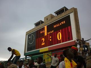Mali 2 - Malawi 0