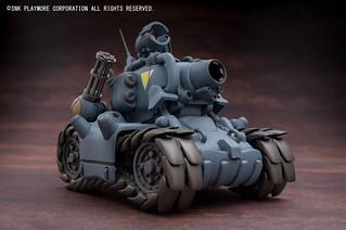 經典街機立體化!《越南大戰》Metal Slug 戰車出擊!
