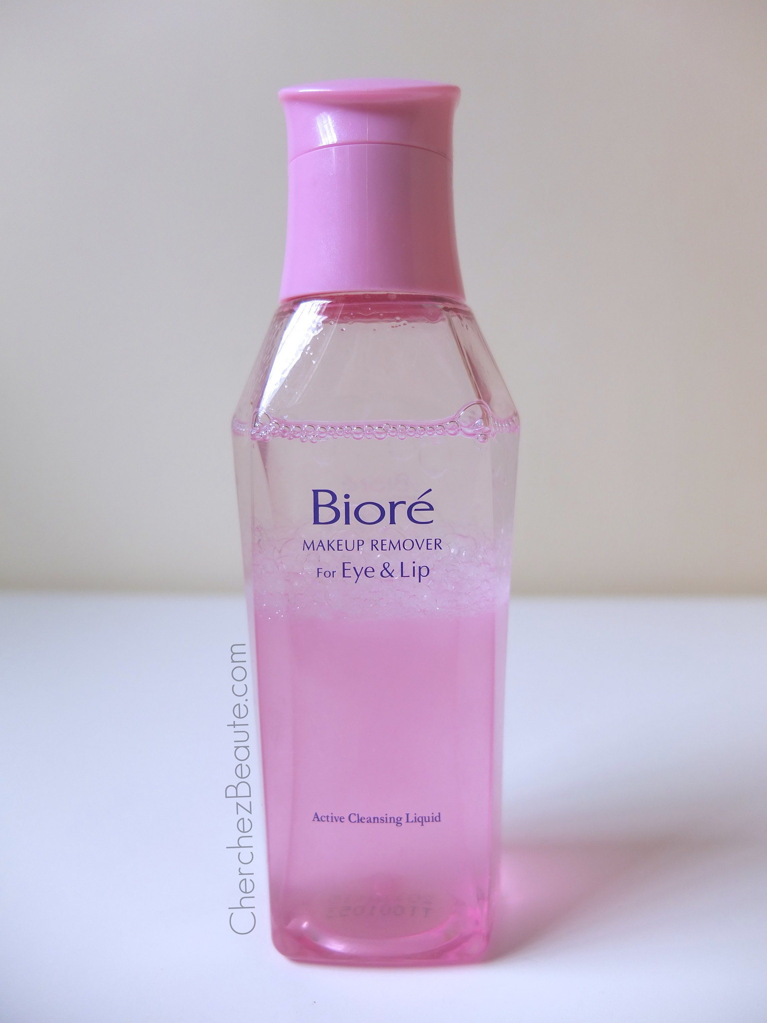 Bioré Makeup Remover for Eye and Lip