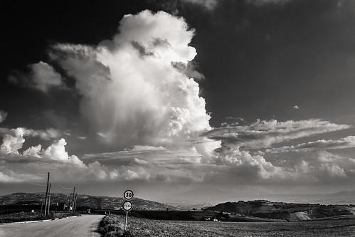 italy weather clouds canon landscape nuvole campania paesaggio meteo benevento nubi 600d meridione irpinia sannio cumulonembo