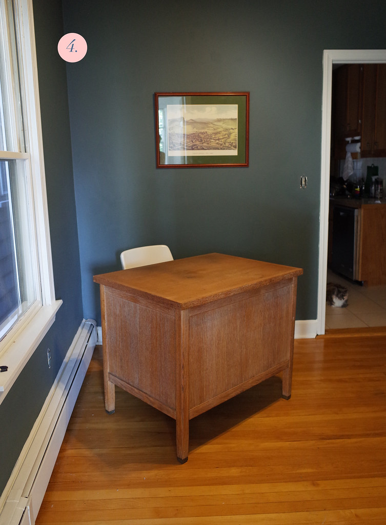 Desk Position 4