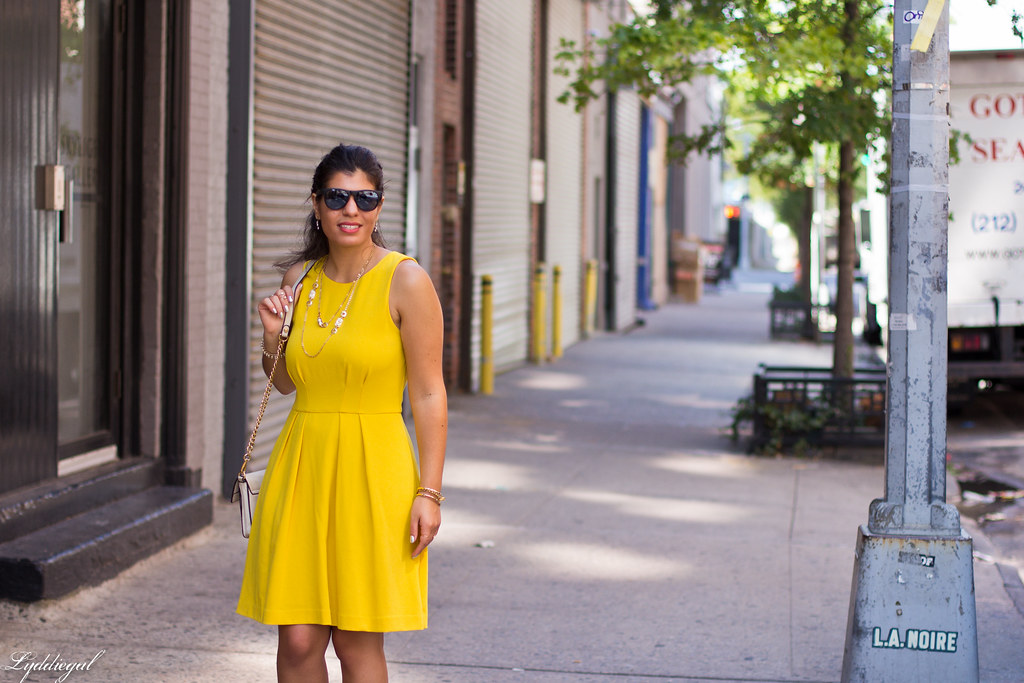 Little Yellow Dress, Nude Pumps-2.jpg