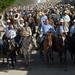 Miles de jinetes se reunieron en Ures para la quinta cabalgata por la Guadalupana, encabezados por Guillermo Padrés Elías.