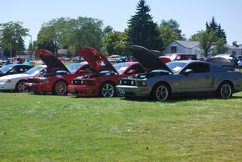 fords unlimted car show 2
