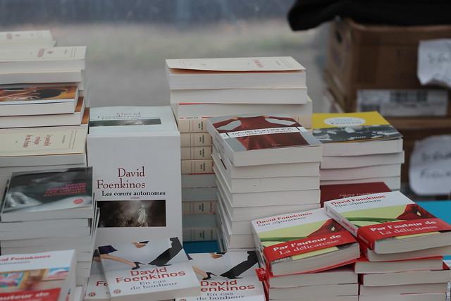 Livre sur la Place 2014