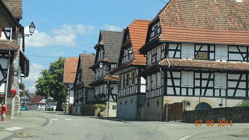 6081 -Leitersweiller, Alsace  - D52