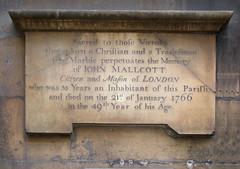 Citizen and Mason of London