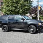 Edgewater Police Patrol Car, New Jersey