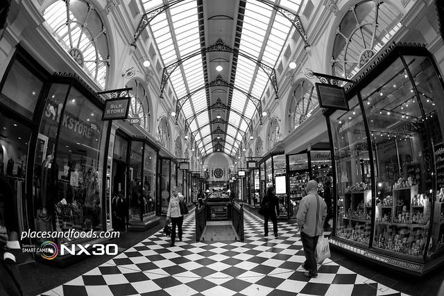 melbourne city bw royal arcade