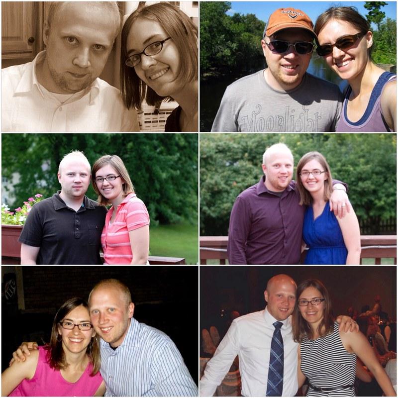 6 Years of Anniversaries