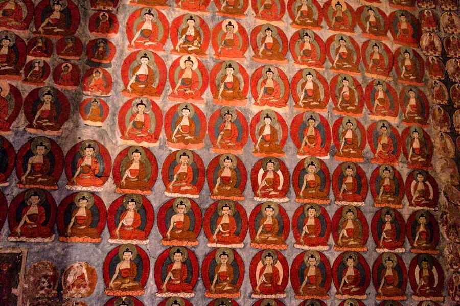 Алчи Гомпа (монастырь Алчи), Ладакх, Индия. Монастыри Ладакха (Монастыри малого Тибета) © Kartzon Dream - авторские путешествия, авторские туры в Ладакх, тревел фото, тревел видео, фототуры