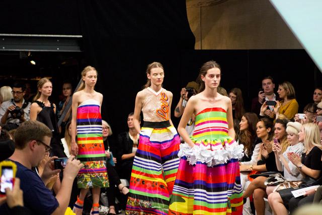 Fyodor Golan SS15 London Fashion Week