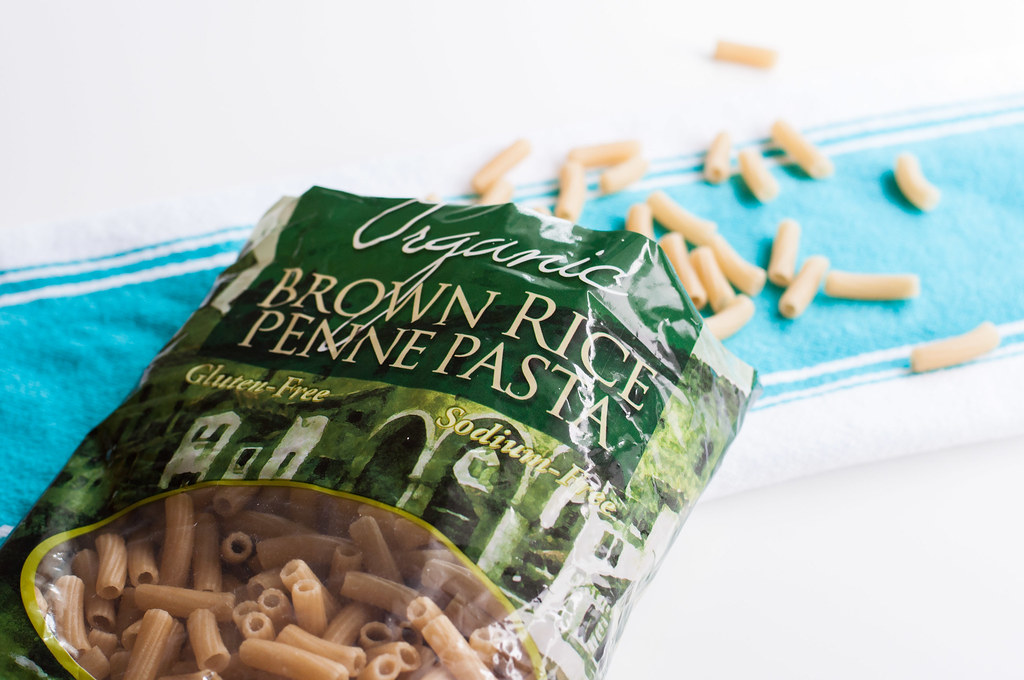 Trader Joe's brown rice penne