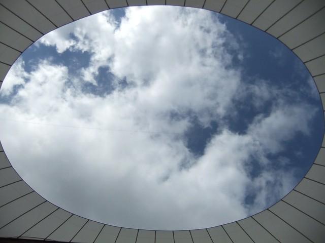 ovale cielo, Fujifilm FinePix F72EXR
