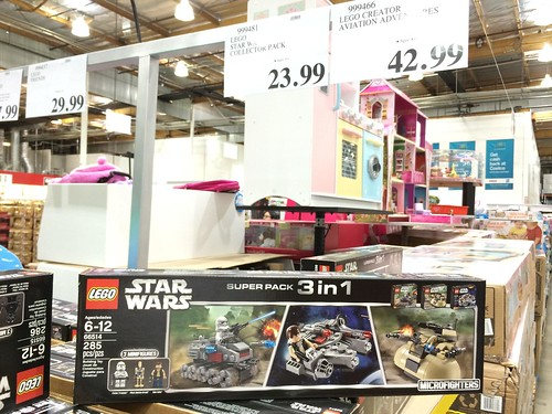 LEGO Star Wars 3-in-1 Super Pack