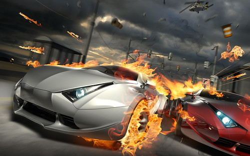 Games Of Car Racing Wallpaper