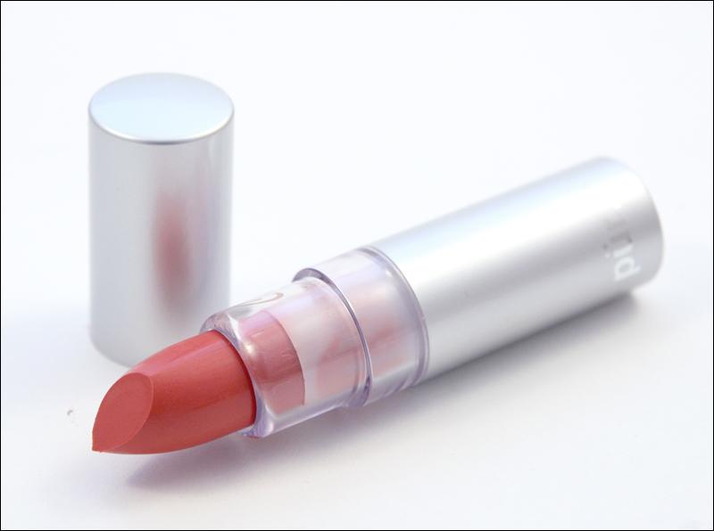 Pürminerals georgia peach Chateau de vine lipstick