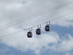 Cable cars - Heights of Abraham - Dale Road, Matlock Bath