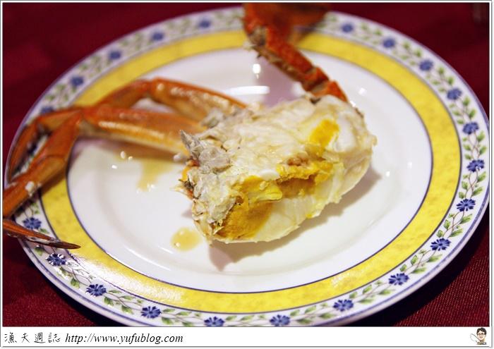 真的好 海鮮餐廳 愛飯糰 頂級海鮮 秋蟹 肥美 蟹黃 蟹膏 過橋鮑魚 杯子蛋糕