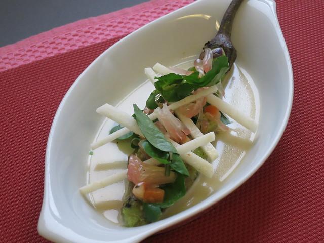 IMG_1269: : Kulawaong Talong from Amy Besa at Maya Kitchen