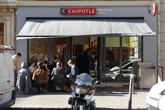 Chipotle @ Saint-Germain-des-Près @ Paris