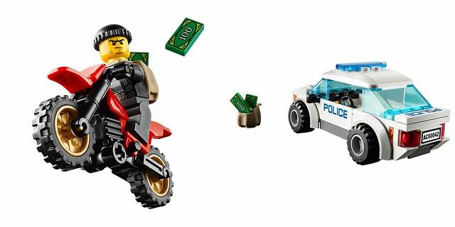 lego policia barato